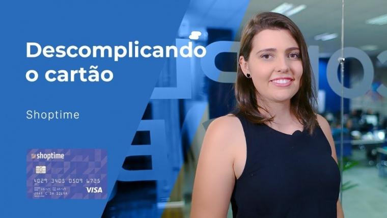 Cartão Shoptime VISA. Você tem muitos descontos e mais vantagens