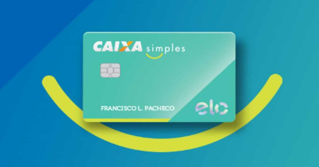 Caixa Simples – cartão sem consulta ao SPC e Serasa