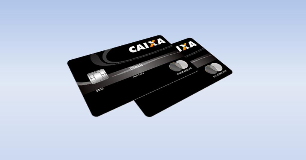 Caixa Mastercard Black – Benefícios incríveis