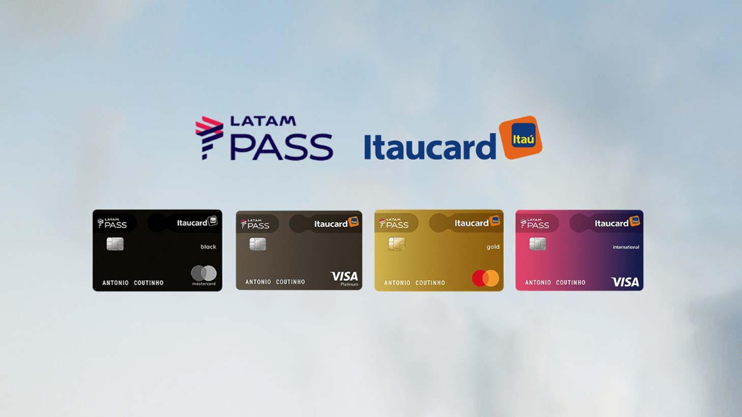LATAM PASS Itaucard Platinum – conheça e peça o seu