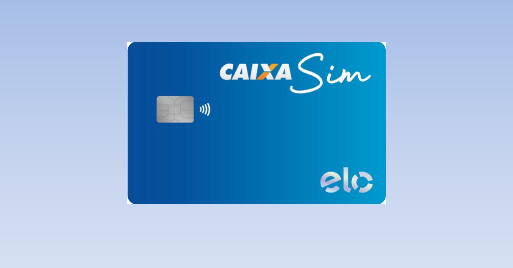 Caixa Sim – Um cartão sem anuidade