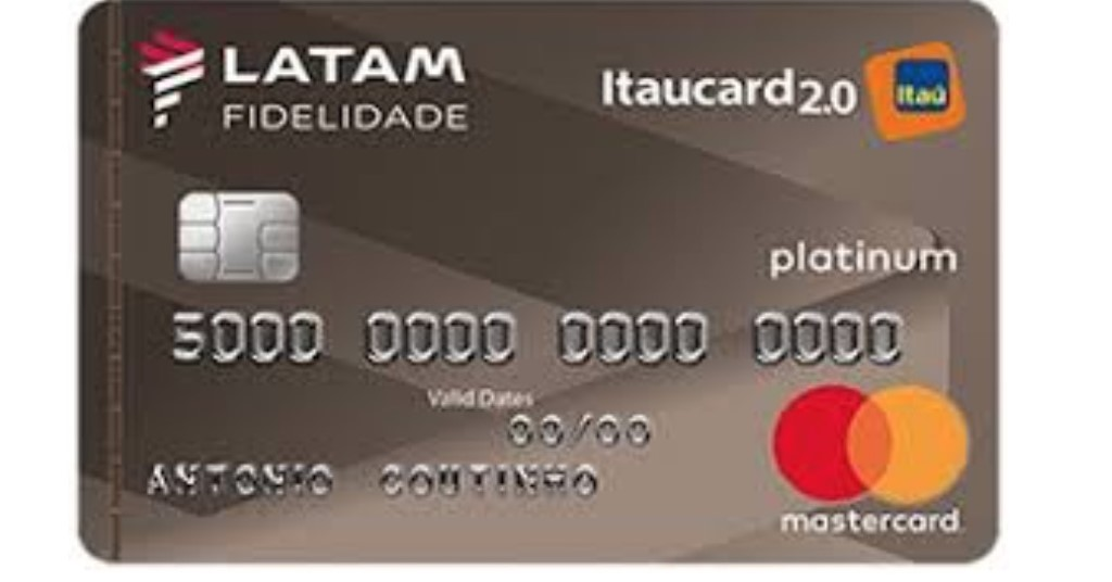 LATAM PASS Itaucard Platinum