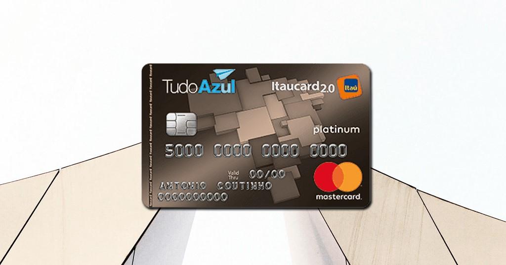 TudoAzul Itaucard 2.0 Platinum – tenha o seu!