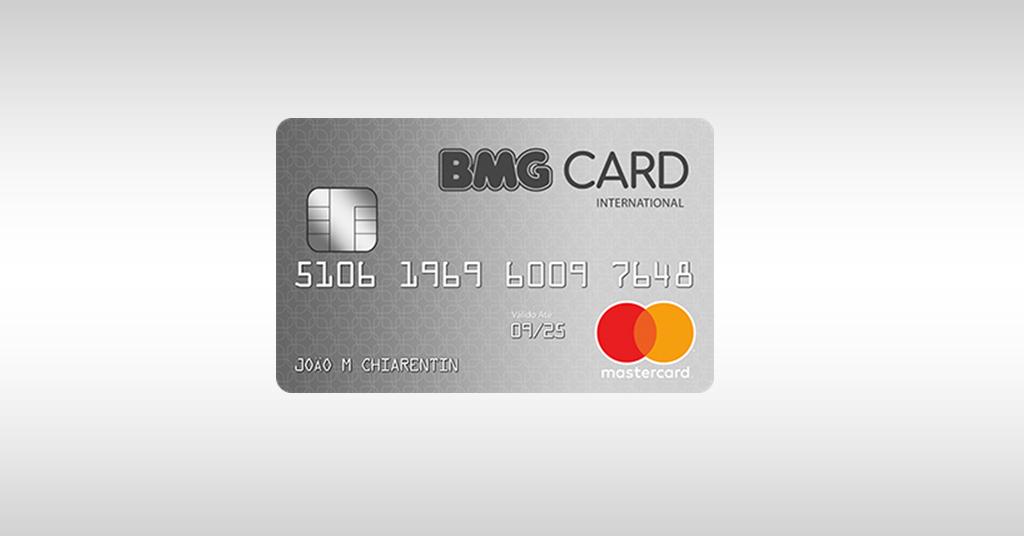 BMG Card International – tenha mais crédito