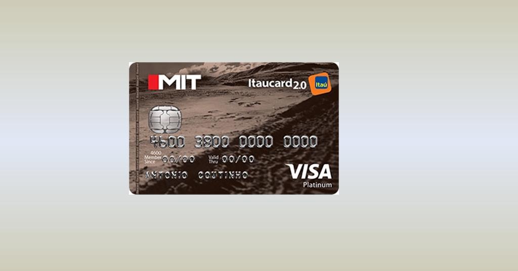 MIT Itaucard Platinum – Um cartão Mitsubishi
