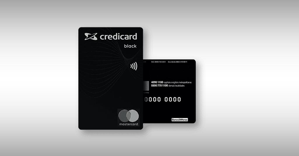 Credicard Black – Diversos benefícios para você!