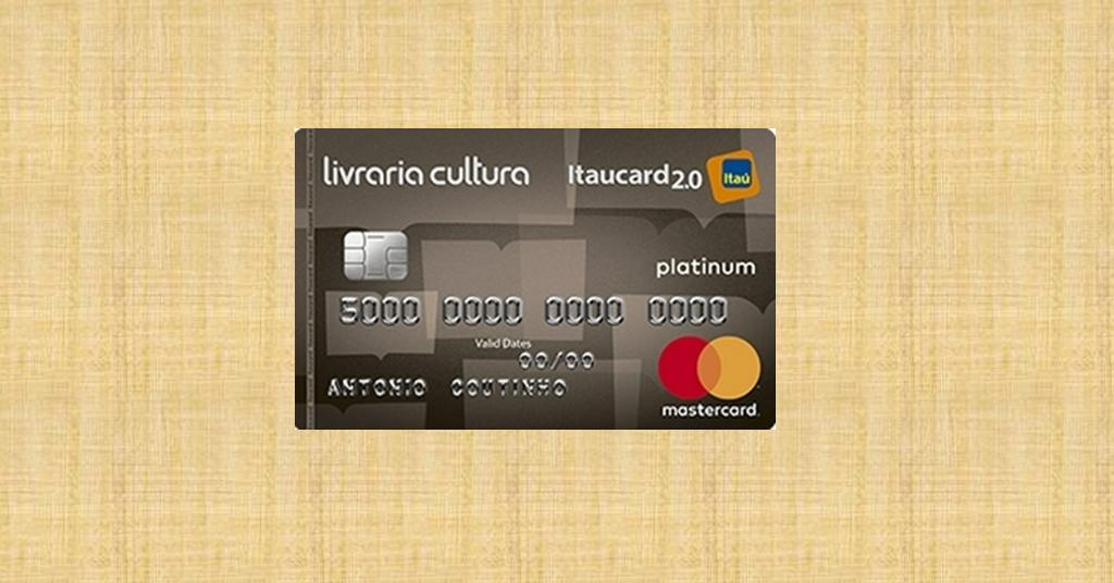 Livraria Cultura Itaucard Platinum – Conheça já!