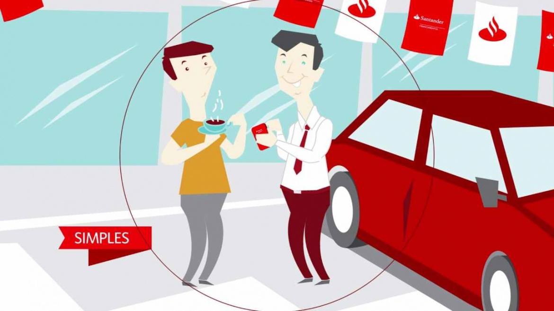 Santander Financiamentos de carros novos e usados
