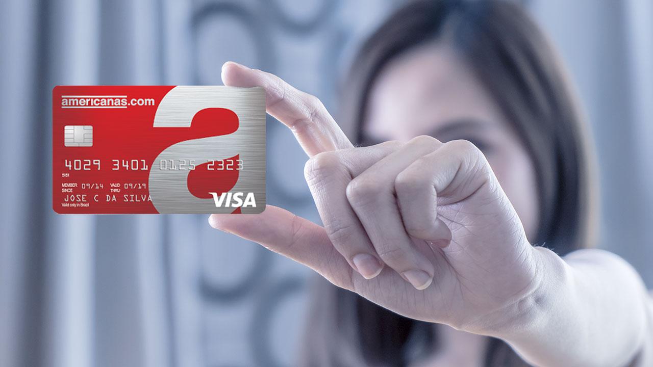 Cartão de crédito Americanas.com – Peça o seu