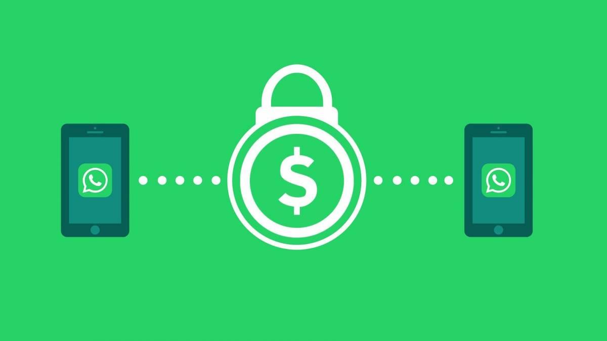 Envie e receba dinheiro pelo WhatsApp