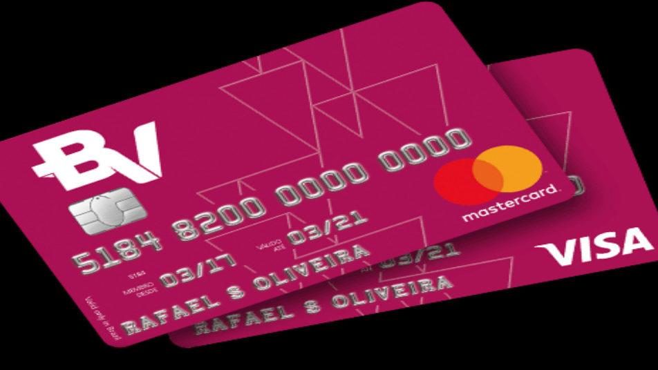 Cartão BV Nacional Básico –  comprove renda mínima de apenas R$ 500