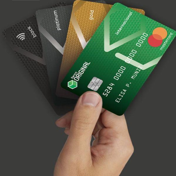 Cartão de Crédito Banco Original Mastercard