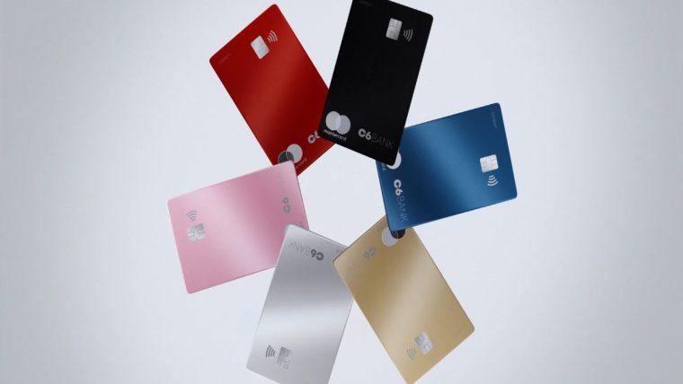 C6 Bank – banco digital com conta e cartão de crédito