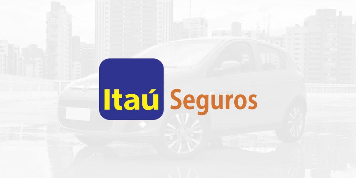 Seguro Auto Com O Banco Itaú.