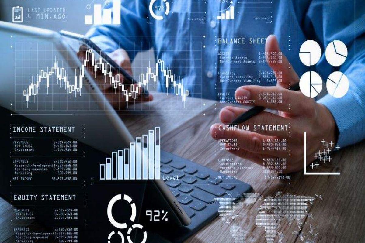 Produtividade Do Setor De Finanças Da Empresa